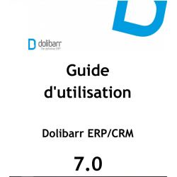Dolibarr The Book 7.0 (French version)