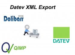 DATEV XML Generator