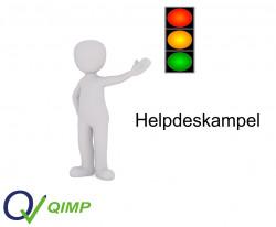 Helpdesk signal light