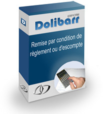 Discount on payment terms