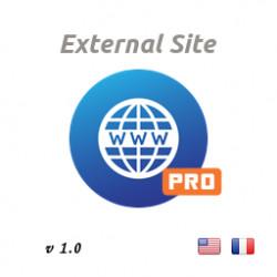 Sites externes Pro