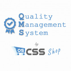 Quality report - QMS