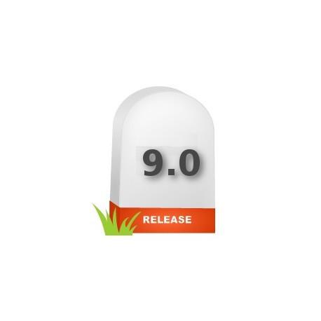 Milestone / jalon 9.0