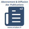 Subscription and diffusion of publications - 8.0/9.0