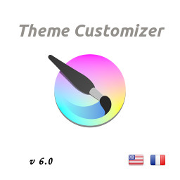 Theme Customizer