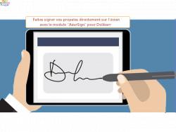 AzurSign (Signature Electronique pour les Propales Dolibarr)