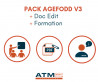 Pack Agefodd V3 + Doc Edit + Training 8.0.x - 9.0.x