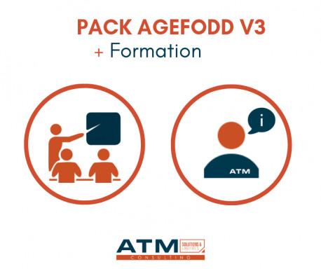 Agefodd V3 + Formation 8.0.x - 10.0.x
