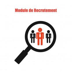 Modulo di reclutamento Dolibarr