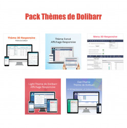 Dolibarr Theme Pack
