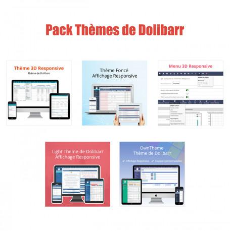 Dolibarr Theme Pack