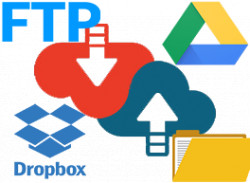 DoliSync Backup & Restore (Google Drive, DropBox, FTP)