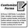 CustomizeForms