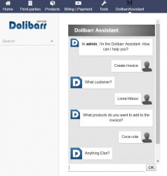 Dolibarr Assistant