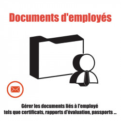 Verwaltung von Mitarbeiterdokumenten GED 6.0 - 13.0.0