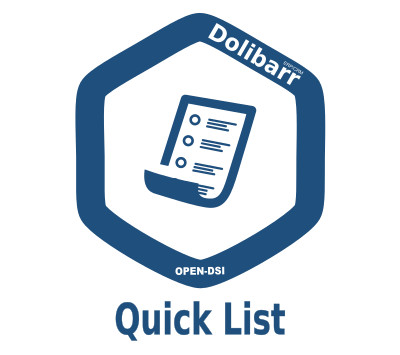 QuickList 7.0.x - 11.0.x