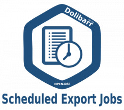 Scheduled Exports Jobs 4.0.x - 12.0.x