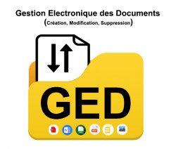 GED Dolibarr - Electronic Document Management GED 6.0.0 - 13.0.0