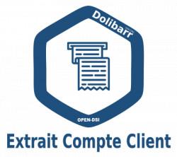 Extrait compte client 7.0.x - 13.0.x