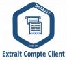 Extrait compte client 7.0.x - 10.0.x