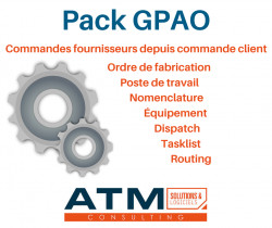 Pack GPAO pour Dolibarr 3.8.0 - 10.0.x