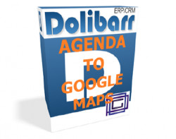 Agenda to Google Maps
