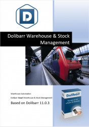 Dolibarr 11.0.3 Warehouse & Stock Management