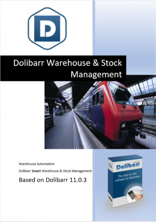 Dolibarr 11.0.3 Warehouse & Stock Management 4.0.0 - 11.0.3