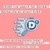 Recherche données en Direct Ajax pour Dolibarr 6.0.0 - 12.0.0