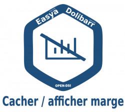 Cacher / Afficher marge