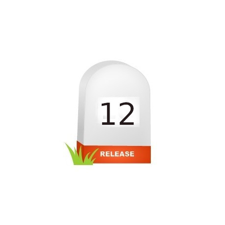 Milestone/jalon 12.0
