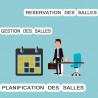 Gestion des Salles, Réservation et Planification 6.0.0 - 12.0.2