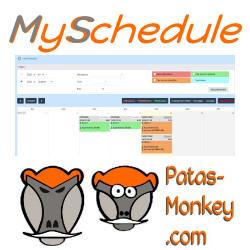 mySchedule : Gestión avanzada de la planificación de intervenciones