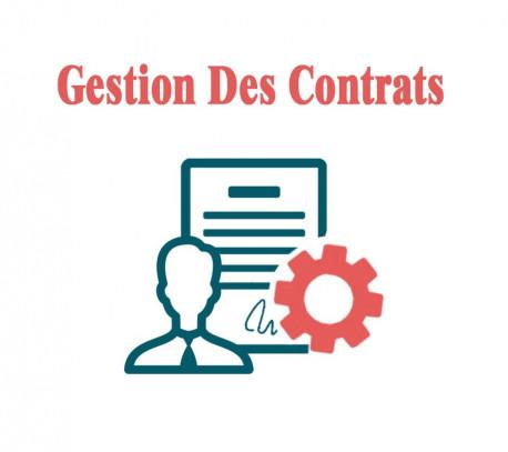 Gestion des contrats salarié 6.0.0 - 12.0.2