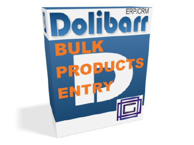 Bulk Products Entry