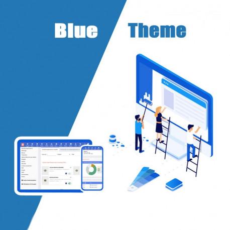 BlueTheme - Tema creativo Dolibarr 13.0.0