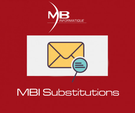 MBI Substitutions
