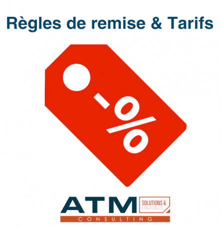 DiscountRules : Règles de remises et tarifs