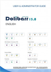 The Dolibarr User & Admin Book (English)