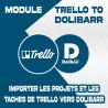 Module - Trello to Dolibarr