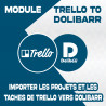 Module Trello to Dolibarr