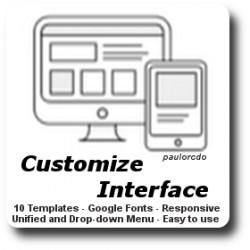 CustomizeInterface