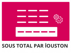 Subtotal by iouston