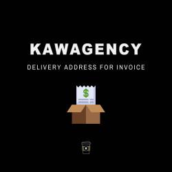 Adresse de livraison sur facture