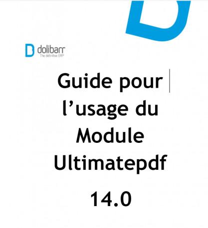 Ultimatepdf 14.0 Guide (Fr)