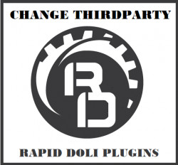 Change Thirdparty
