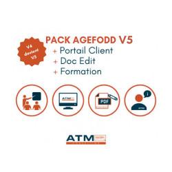 Pack Agefodd V5+ Doc Edit + Formation + Portail