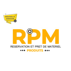 Booking and Loan of Equipment - Products RPM V2