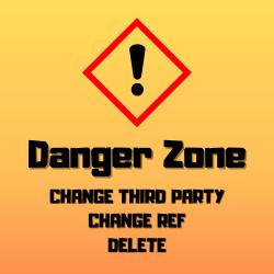 Danger Zone 10.x -13.x