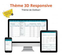 Theme 3D Responsive V2
